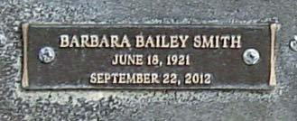 SMITH, BARBARA - Maricopa County, Arizona | BARBARA SMITH - Arizona Gravestone Photos