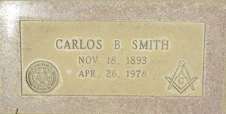 SMITH, CARLOS B - Maricopa County, Arizona   CARLOS B SMITH - Arizona Gravestone Photos