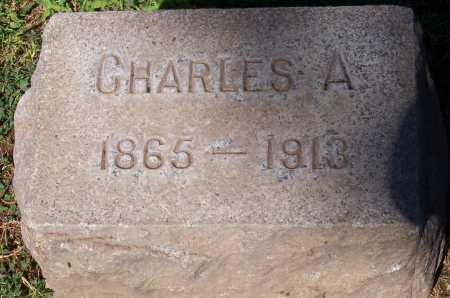 SMITH, CHARLES A. - Maricopa County, Arizona | CHARLES A. SMITH - Arizona Gravestone Photos