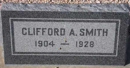 SMITH, CLIFFORD A. - Maricopa County, Arizona | CLIFFORD A. SMITH - Arizona Gravestone Photos