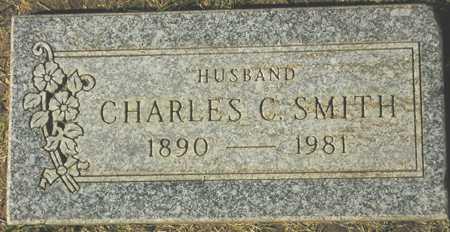 SMITH, CHARLES C. - Maricopa County, Arizona   CHARLES C. SMITH - Arizona Gravestone Photos