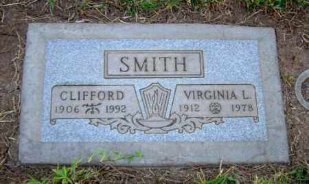 SMITH, VIRGINIA L. - Maricopa County, Arizona | VIRGINIA L. SMITH - Arizona Gravestone Photos