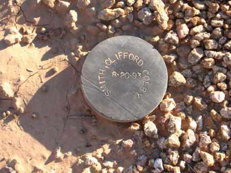 SMITH, CLIFFORD COLBY - Maricopa County, Arizona | CLIFFORD COLBY SMITH - Arizona Gravestone Photos