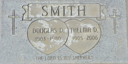 SMITH, DOUGLAS D - Maricopa County, Arizona | DOUGLAS D SMITH - Arizona Gravestone Photos