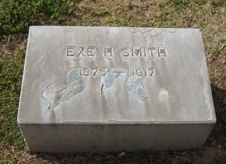 SMITH, EXE H. - Maricopa County, Arizona | EXE H. SMITH - Arizona Gravestone Photos
