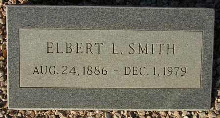 SMITH, ELBERT L. - Maricopa County, Arizona | ELBERT L. SMITH - Arizona Gravestone Photos