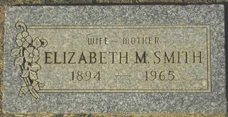 SMITH, ELIZABETH M. - Maricopa County, Arizona | ELIZABETH M. SMITH - Arizona Gravestone Photos