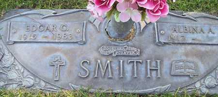 SMITH, ALBINA A. - Maricopa County, Arizona | ALBINA A. SMITH - Arizona Gravestone Photos