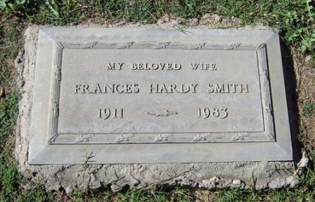 SMITH, FRANCES - Maricopa County, Arizona   FRANCES SMITH - Arizona Gravestone Photos