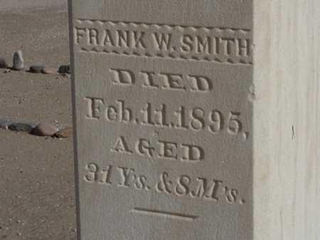 SMITH, FRANK W - Maricopa County, Arizona | FRANK W SMITH - Arizona Gravestone Photos