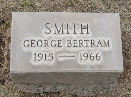 SMITH, GEORGE BERTRAM - Maricopa County, Arizona | GEORGE BERTRAM SMITH - Arizona Gravestone Photos