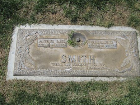 SMITH, GERALDINE - Maricopa County, Arizona   GERALDINE SMITH - Arizona Gravestone Photos