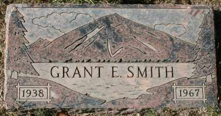 SMITH, GRANT E - Maricopa County, Arizona | GRANT E SMITH - Arizona Gravestone Photos