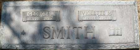 SMITH, GEORGE L. - Maricopa County, Arizona | GEORGE L. SMITH - Arizona Gravestone Photos