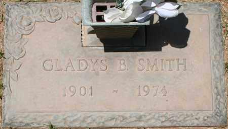 SMITH, GLADYS B. - Maricopa County, Arizona | GLADYS B. SMITH - Arizona Gravestone Photos