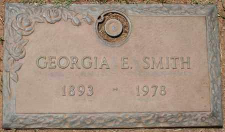 SMITH, GEORGIA E. - Maricopa County, Arizona | GEORGIA E. SMITH - Arizona Gravestone Photos