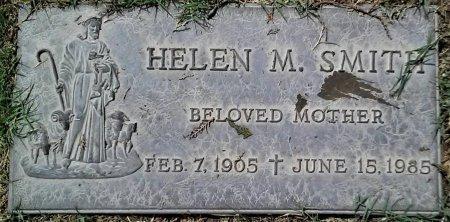 SMITH, HELEN M. - Maricopa County, Arizona | HELEN M. SMITH - Arizona Gravestone Photos