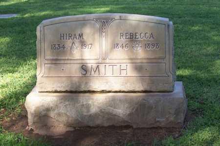 SMITH, HIRAM - Maricopa County, Arizona | HIRAM SMITH - Arizona Gravestone Photos