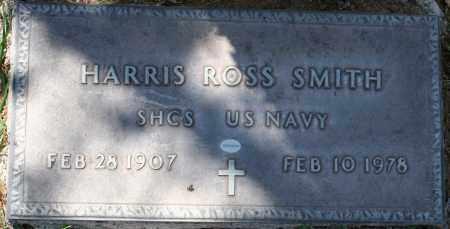 SMITH, HARRIS ROSS - Maricopa County, Arizona | HARRIS ROSS SMITH - Arizona Gravestone Photos