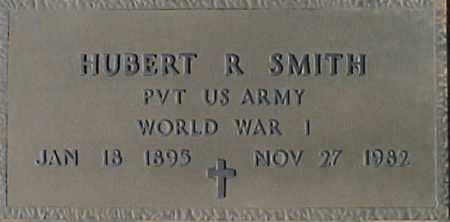 SMITH, HUBERT R - Maricopa County, Arizona | HUBERT R SMITH - Arizona Gravestone Photos