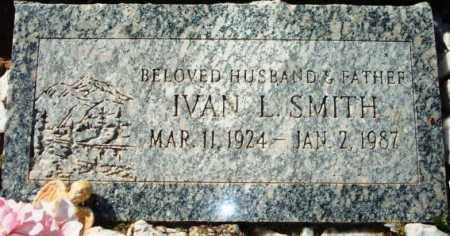 SMITH, IVAN L. - Maricopa County, Arizona | IVAN L. SMITH - Arizona Gravestone Photos