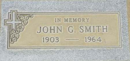 SMITH, JOHN G - Maricopa County, Arizona | JOHN G SMITH - Arizona Gravestone Photos