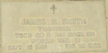 SMITH, JAMES H - Maricopa County, Arizona   JAMES H SMITH - Arizona Gravestone Photos
