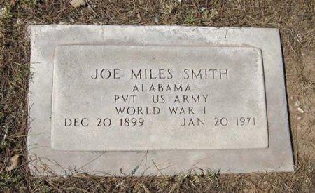 SMITH, JOE MILES - Maricopa County, Arizona | JOE MILES SMITH - Arizona Gravestone Photos