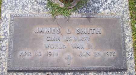 SMITH, JAMES L. - Maricopa County, Arizona   JAMES L. SMITH - Arizona Gravestone Photos