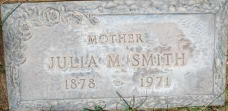 SMITH, JULIA M. - Maricopa County, Arizona | JULIA M. SMITH - Arizona Gravestone Photos