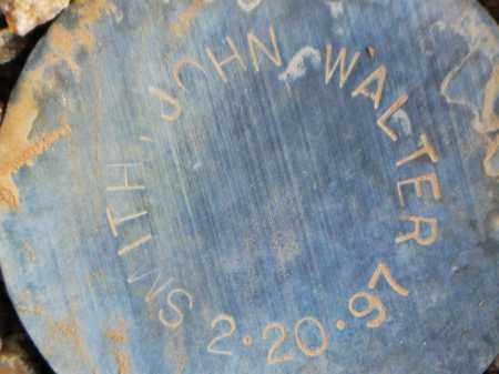 SMITH, JOHN WALTER - Maricopa County, Arizona   JOHN WALTER SMITH - Arizona Gravestone Photos