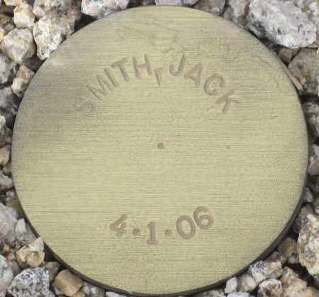 SMITH, JACK - Maricopa County, Arizona | JACK SMITH - Arizona Gravestone Photos