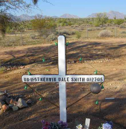 SMITH, KERWIN DALE - Maricopa County, Arizona | KERWIN DALE SMITH - Arizona Gravestone Photos