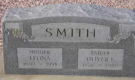 SMITH, OLIVER E. - Maricopa County, Arizona | OLIVER E. SMITH - Arizona Gravestone Photos