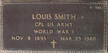 SMITH, LOUIS - Maricopa County, Arizona | LOUIS SMITH - Arizona Gravestone Photos