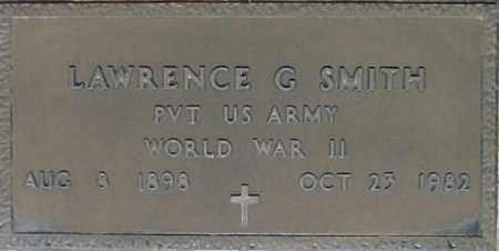 SMITH, LAWRENCE G - Maricopa County, Arizona | LAWRENCE G SMITH - Arizona Gravestone Photos