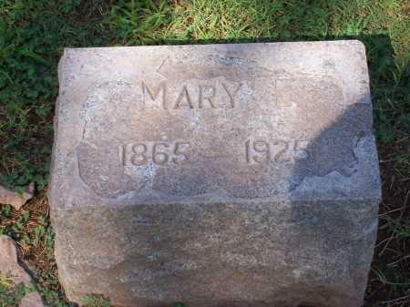 SMITH, MARY E. - Maricopa County, Arizona   MARY E. SMITH - Arizona Gravestone Photos