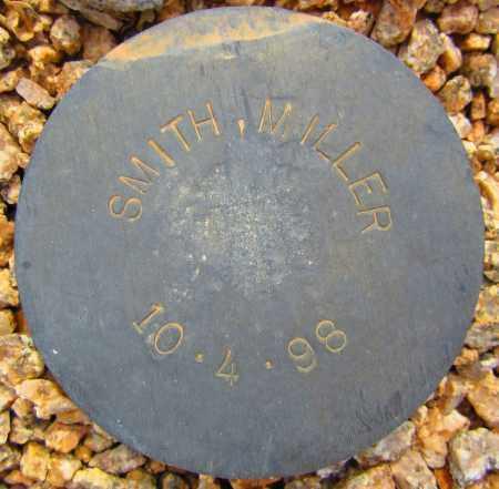 SMITH, MILLER - Maricopa County, Arizona | MILLER SMITH - Arizona Gravestone Photos