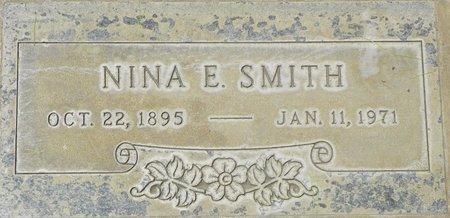 SMITH, NINA E - Maricopa County, Arizona | NINA E SMITH - Arizona Gravestone Photos