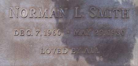 SMITH, NORMAN L. - Maricopa County, Arizona | NORMAN L. SMITH - Arizona Gravestone Photos