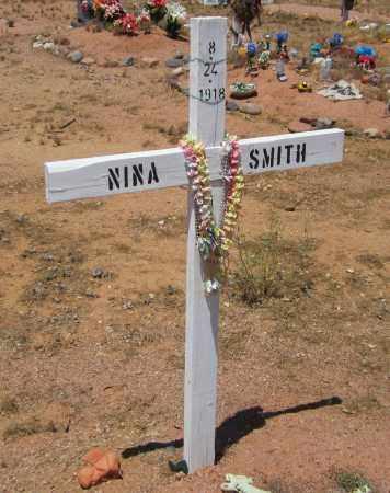 SMITH, NINA - Maricopa County, Arizona | NINA SMITH - Arizona Gravestone Photos