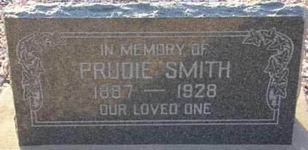 SMITH, PRUDIE - Maricopa County, Arizona | PRUDIE SMITH - Arizona Gravestone Photos