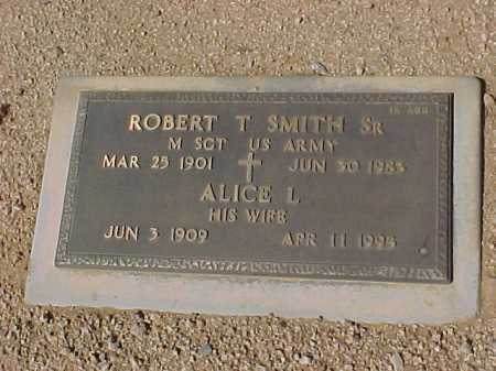 SMITH, ALICE L. - Maricopa County, Arizona | ALICE L. SMITH - Arizona Gravestone Photos