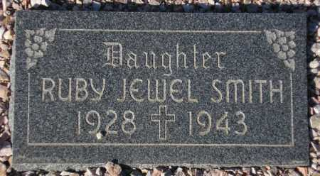 SMITH, RUBY JEWEL - Maricopa County, Arizona | RUBY JEWEL SMITH - Arizona Gravestone Photos