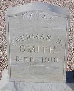 SMITH, SHERMAN S. - Maricopa County, Arizona | SHERMAN S. SMITH - Arizona Gravestone Photos