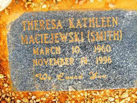SMITH, THERESA KATHLEEN - Maricopa County, Arizona   THERESA KATHLEEN SMITH - Arizona Gravestone Photos