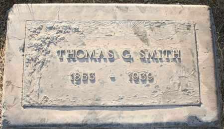 SMITH, THOMAS GATLIN - Maricopa County, Arizona | THOMAS GATLIN SMITH - Arizona Gravestone Photos