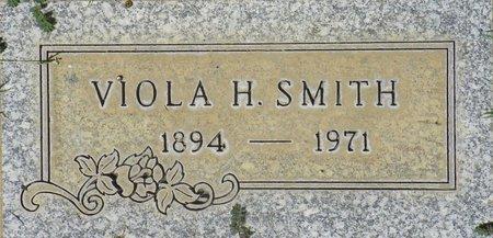 SMITH, VIOLA H - Maricopa County, Arizona | VIOLA H SMITH - Arizona Gravestone Photos