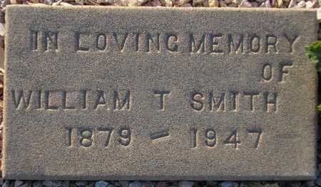 SMITH, WILLIAM T. - Maricopa County, Arizona   WILLIAM T. SMITH - Arizona Gravestone Photos