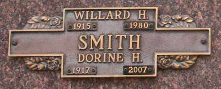 SMITH, WILLARD H - Maricopa County, Arizona | WILLARD H SMITH - Arizona Gravestone Photos